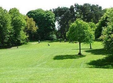Dunnikier Park Golf Club in Kirkcaldy