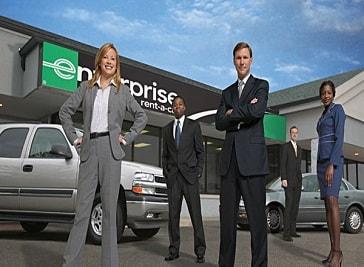 Enterprise Rent-A-Car in Kirkcaldy