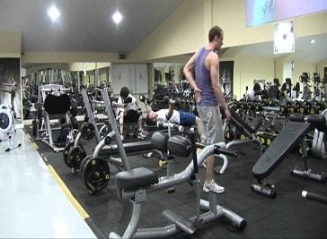 Gym 64 Kirkcaldy