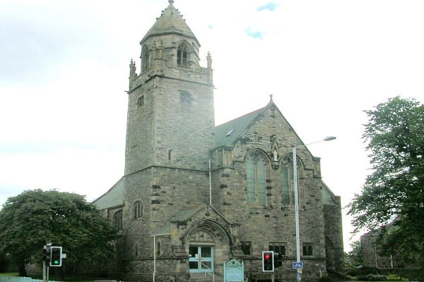Saint Maries Roman Catholic Church in Kirkcaldy