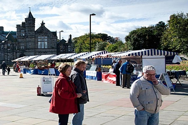 Tours and Outdoor Activities in Kirkcaldy
